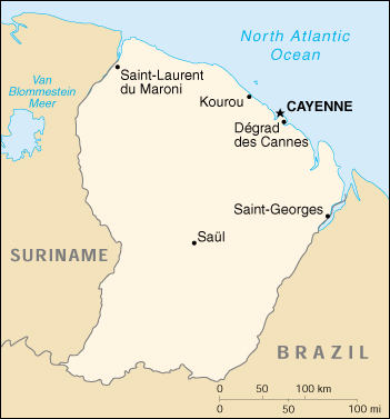 of French Guiana