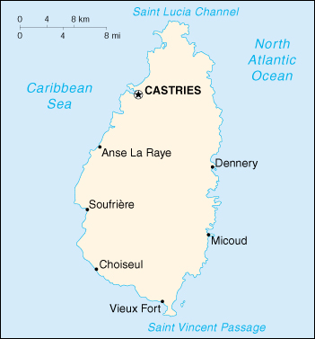 Map of Saint Lucia Saint Lucia Map on st. lucia la toc map, british virgin islands, st. lucia country map, costa rica map, santa lucia island on map, turks and caicos islands, suriname map, world map, hotels st. lucia fl map, caribbean map, mexico map, st. lucia flag map, cayman islands, st. lucia climate map, bhutan map, st. lucia political map, antigua and barbuda, st. lucia island resorts map, st lucia satellite map, barbados map, the bahamas, vigie beach map, trinidad and tobago, serbia map, sri lanka map, saint kitts and nevis, belize map,